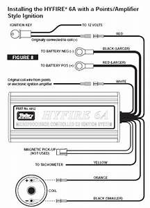 Wiring Diagram For Mallory 29026 Hyfire Ignition