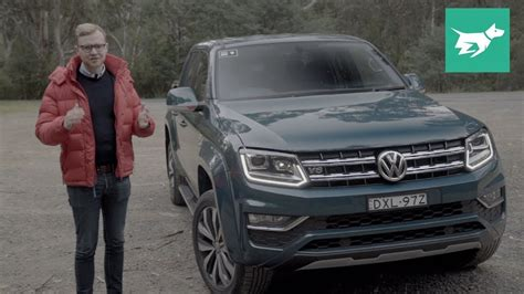volkswagen amarok  tdi ultimate  review youtube