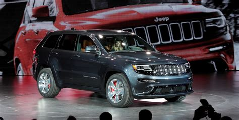 jeep grand cherokee srt  autobloggr