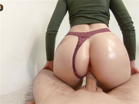 Tinder Date No Birth Control Gets Creampie Oiled Ass Doggystyle Pov Asmr Free Porn Videos