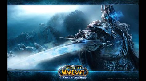 Wrath Of The Lich King Animated Wallpaper - world of warcraft wrath of the lich king complete