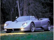 Pagani Zonda C12S 1999 Bin3aiah Cars