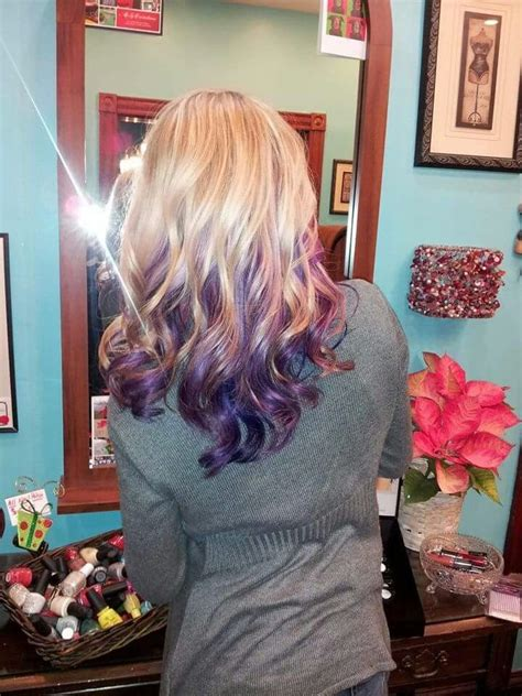 blonde  joico magenta  orchid hair colors ideas