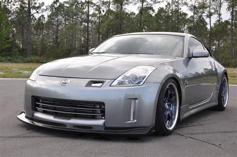 2006 Nissan 350z, Silver, Track, Turbo