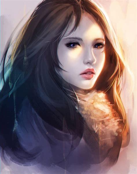 Beautiful Digital Art By Nguyen Uy Vu ⋆ Anime & Manga