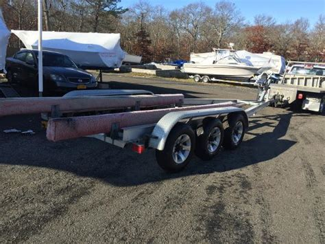 Used Boat Trailer Tri Axle tri axle boat trailer boats for sale