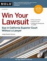 Images of Can You Have A Lawyer In Small Claims Court California