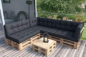 Sitzecke Aus Paletten : paletten lounge edle variante von palettenm beln paletten ~ Frokenaadalensverden.com Haus und Dekorationen