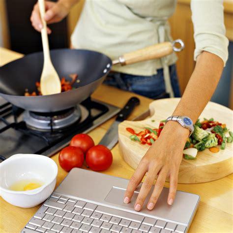 tablette pour recette de cuisine tablettes applis 8 nouveaux outils pour cuisiner 2 0