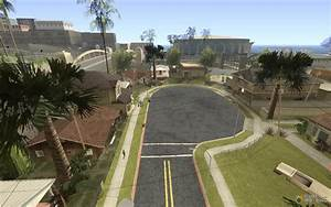 New roads to Grove Street. for GTA San Andreas