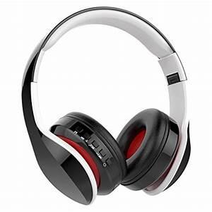 Bluetooth Kopfhörer On Ear Test : wireless bluetooth kopfh rer on ear headset 4 in 1 ~ Kayakingforconservation.com Haus und Dekorationen