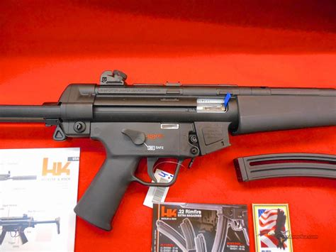 hk mp  lr  semi auto rifle  sale
