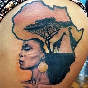 25+ beautiful Africa tattoos ideas on Pinterest   African ...