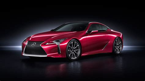 New Car Wallpaper Hd by Lexus Lc 500 New York Auto Show Wallpaper Hd Car