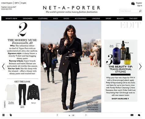 net a porter uk net a porter and the start of luxury fashion e commerce