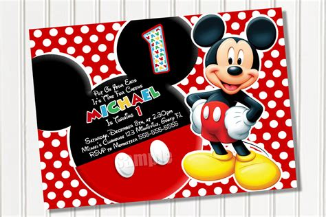 mickey mouse template   clip art