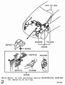 Wiring  U0026 Attaching Parts For 2007  Nedcar Sales Region