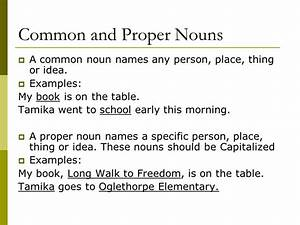 8 Types of Nouns  ppt video online download