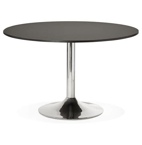 table ronde bureau table de bureau ronde saopolo 120 cm table à diner