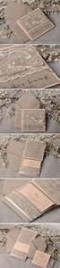 peach eco lace wedding invitations handmade summerweddi With cheap handmade wedding invitations uk
