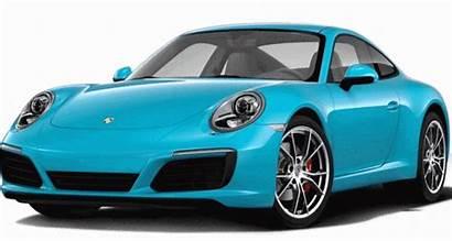 Colors 911 Porsche Carrera Miami Yellow Drive