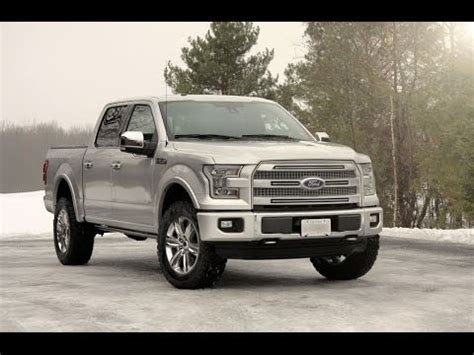 Top Selling Truck 2015 by 2015 Ford F150 Platinum Usa Best Selling Trucks