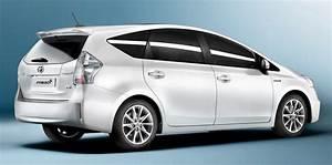 Toyota Hybride 7 Places : voiture 7 places toyota prius ~ Medecine-chirurgie-esthetiques.com Avis de Voitures