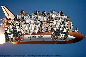 Friend mentioned the Indian Space Shuttle program, so I ...