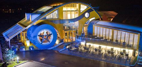 VW Beetle Restaurant And Bar In Austria   iDesignArch