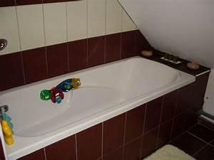 Habillage De Baignoire : habillage baignoire droite ~ Dode.kayakingforconservation.com Idées de Décoration
