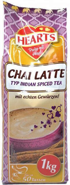 Hearts Chai Latte ar Indijas tējas garšvielām, 1 kg, apt ...