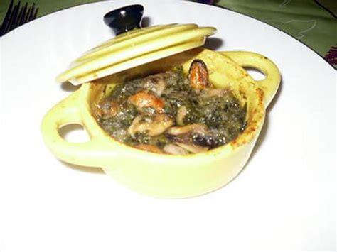 beurre d escargot maison recette de mini cocotte de moules au beurre d escargot maison