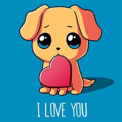 puppy love kawaii cute animal drawings cute