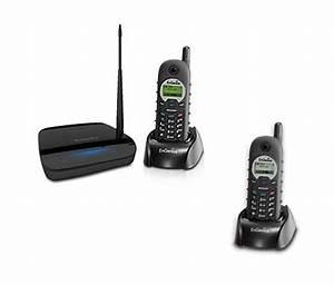 Téléphone Sans Fil Longue Portée : engenius ep800 duo t l phone longue port e 2 combin s ~ Medecine-chirurgie-esthetiques.com Avis de Voitures