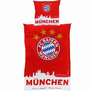 Fc Bayern Bettwäsche : fc bayern m nchen bettw sche meine stadt mein verein 135 x ~ Watch28wear.com Haus und Dekorationen