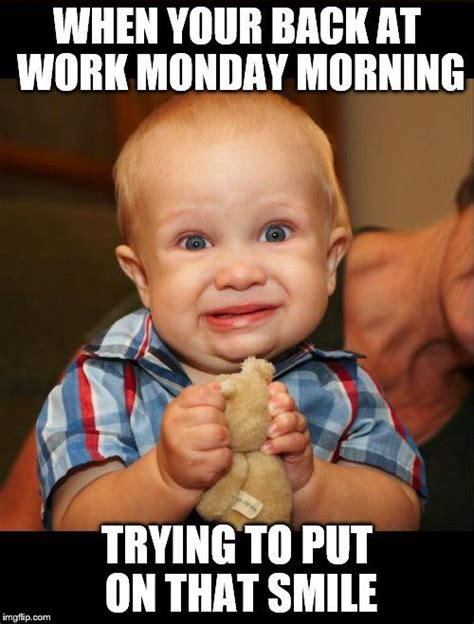 Back To Work Meme - when you re back to work monday morning el oh el pinterest monday morning mondays and