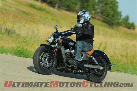 Review Indian Scout 2015 indian scout review ride