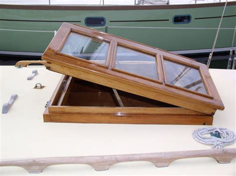 Wooden Boat Hatches by Different Styles And Style On