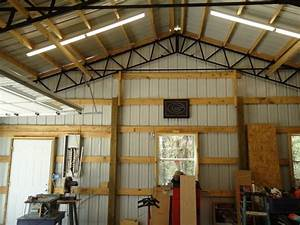 photo shed roof truss plans images decorating types of With armour steel trusses