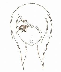 easy anime sketches - Google Search | drawing | Pinterest ...
