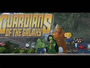 LEGO: Marvel Superheroes - Nick Fury Meets the Guardians ...