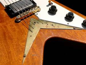 Anatomy Of A 1958 Gibson Flying V