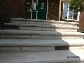 Stones Toronto toronto entry steps ch stonework your masonry
