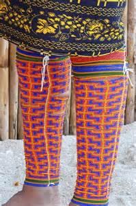 Panama Beads Leg