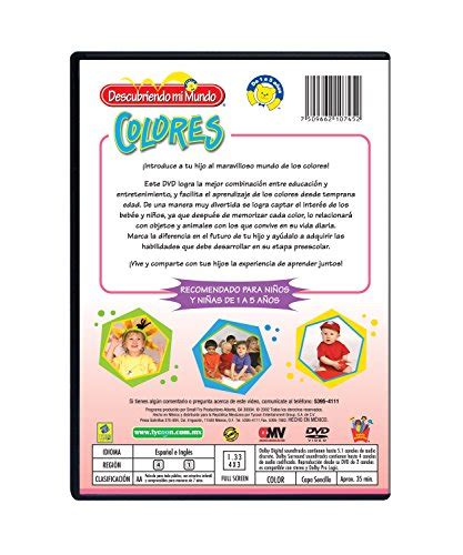 baby s impressions edition colores dvd 981   51MfPmReWzL