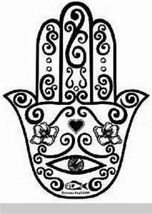 The Hamsa is a Jewish symbol that signifies protection ...