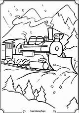 Coloring Polar Express Pages Train Ticket Printable Passenger Getcolorings Sheets Colorings sketch template