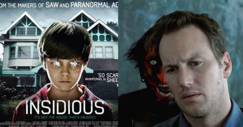 Study dubs 'Insidious' as the scariest horror film ever ...