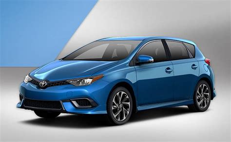 Corolla Im 2017 by 2017 Toyota Corolla Im Hatchback Review Specs Price