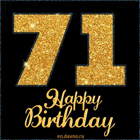 happy st birthday gif   funimadacom
